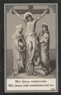 Non Maria Clementina Merckx-sint-joris-winghe 1885-1916 - Devotion Images