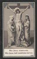Non Maria Clementina Merckx-sint-joris-winghe 1885-1916 - Images Religieuses