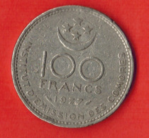 Comoros 100 Francs, 1977 - Comoros