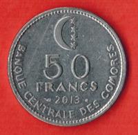 Comoros 50 Francs, 2013 - Comoros