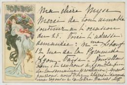 """Mucha . Série """"Les Saisons"""". L'été . - Mucha, Alphonse"""