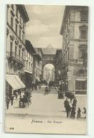 FIRENZE - VIA STROZZI - NV FP - Firenze