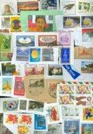 18 Kilo TEMBRES DU MONDE SUR PETIT PAPIER * 18 KILO STAMPS WORLDWIDE ON PAPER (97) - Postzegels