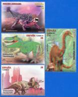 España. Spain. 2015. Dinosaurios - 1931-Heute: 2. Rep. - ... Juan Carlos I