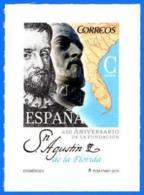 España. Spain. 2015. Fundacion De San Agustin De La Florida - 1931-Hoy: 2ª República - ... Juan Carlos I
