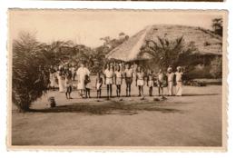 Lombolombo - Wafanya - TLes Enfants Lépreux Au Travail - Vendu Au Profit De La Léproserie - 2 Scans - Congo Belge - Autres