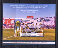 5.- ARMENIA 2018 Sport - Intercontinental Football Cup Winners, Nacional - Fútbol