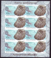 Abkhazia 2019 Prehistorical Fauna Sheetlets** MNH Imperforated - Europe (Other)