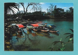 CINA CHINA SCENES OF XIULI LAKE IN ZHONGSHAN PARK 1981 - Cina