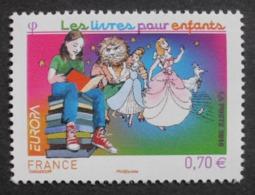 Frankreich    Kinderbücher  Cept    Europa  2010  ** - Europa-CEPT
