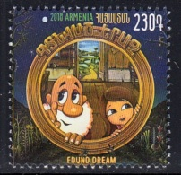 7.- ARMENIA 2018 Children's Philately - Found Dream - Armenien