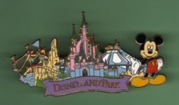 DISNEYLAND'PARK *** Pin' De 7 X 4cm *** 1049 (21) - Disney