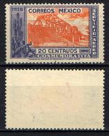 MESSICO - 1936 - Corona River Bridge - MH - Messico