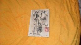 CARTE POSTALE ANCIENNE CIRCULEE DE 1905../ TIPHAINE REUTLINGER PARIS..CACHETS + TIMBRE.. - Künstler