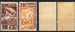 MESSICO - 1938 - Plan Of Guadalupe, 25th Anniv. - MH - Messico