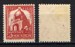 MESSICO - 1934 - Arch Of The Revolution - MH - Messico