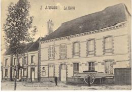 Carte Postale ANCIENNE  De  ARMEAU - La Mairie - Other Municipalities