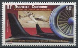 """Nle-Caledonie Aerien YT 308 (PA) """" Aéroport De Nouméa """" 1993 Neuf** - Luftpost"""