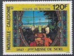 """Nle-Caledonie Aerien YT 309 (PA) """" Noël """" 1993 Neuf** - Luftpost"""