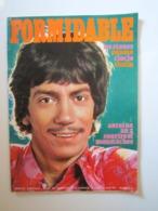 FORMIDABLE Numéro 21 Juin 1967 SHEILA ROLLING STONES ADAMO CLOCLO ANTOINE ... - Musique