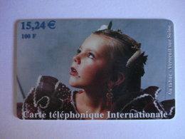Carte Téléphonique Prépayée SWITCHback (carte D'essai Sans Code). Petit Prix De Départ ! - France