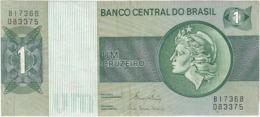 Brasil - Brazil 1 Cruzeiro 1980 Pk 191 A.c Firmas Galveas-Langoni Ref 235-2 - Brasil