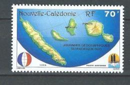 """Nle-Caledonie Aerien YT 312 (PA) """" Journées Géographiques """" 1994 Neuf** - Poste Aérienne"""
