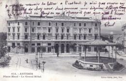 06 - Alpes Maritimes - ANTIBES - Le Grand Hotel - Antibes