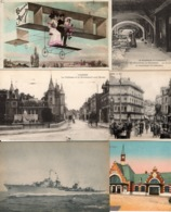 Lot De 200 Cartes Postales Anciennes  (CPA)  De France - 100 - 499 Cartoline