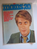 MOINS 20 Numéro 26 Juillet 1967 SHEILA DUTRONC ADAMO ELVIS PRESLEY HARDY NICOLETTA EDDY MITCHELL - Musique