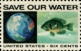 United-States - Anti-Pollution- 1970 - Etats-Unis