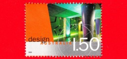 AUSTRALIA  - Usato - 1999 -  Design Australiano  - Storey Hall, RMIT University -  $ 1.50 - 1990-99 Elizabeth II
