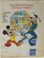 The Official Catalog Of Disney Stamps © 1988 : Catalogue Des Timbres-poste De Walt Disney édition 1988 - Disney