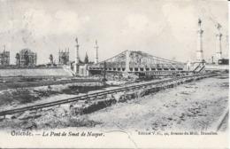 OSTENDE-OOSTENDE - Le Pont De Smet De Naeyer - Edition V. G., Bruxelles - Oblitération De 1907 - Oostende