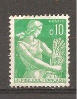 Francia-France Nº Yvert 1231 (MH/*) - Francia