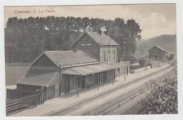 Quenast  Rebecq  La Gare   STATION - Rebecq
