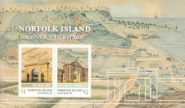 2018 Norfolk Island Convict Heritage  @  Below Face Value - Norfolk Eiland