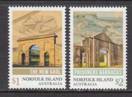 2018 Norfolk Island Convict Heritage Complete Set Of 2 @  Below Face Value - Isla Norfolk