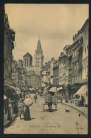 LISIEUX - LA GRANDE RUE - Lisieux