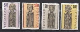 Faroe Islands MNH Michel Nr 93/96 From 1984 / Catw 4.00 EUR - Faeroër