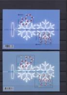 N°BL216+gemeenschappelijke Uitgifte Kristalogragie MNH ** POSTFRIS ZONDER SCHARNIER SUPERBE - Blocs 1962-....