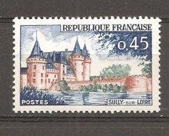 Francia-France Nº Yvert 1313 (MNH/**) - Francia