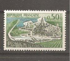 Francia-France Nº Yvert 1314 (MNH/**) - Francia