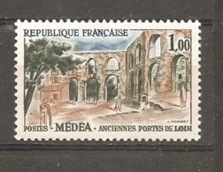 Francia-France Nº Yvert 1318 (MNH/**) - Francia