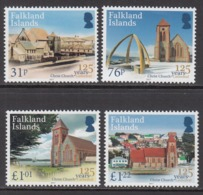 2017 Falkland Islands Complete Set Of 4 @  Face Value - Falkland Islands