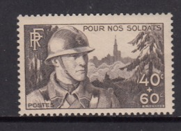 France MLH Michel Nr 464 From 1940 / Catw 3.50 EUR - Francia