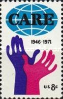 United-States - CARE- 1971 - Etats-Unis