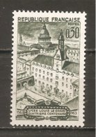 Francia-France Nº Yvert 1388 (MNH/**) - Francia