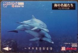 Prepaidcard  Japan - Delfine - Japan