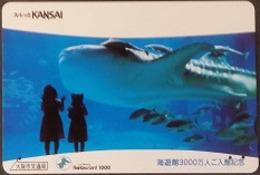 Prepaidcard  Japan - Fische - Japan